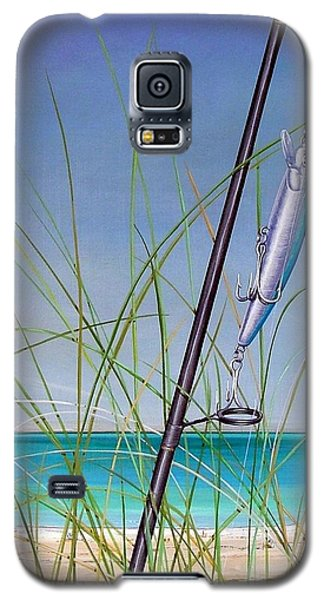 Lure Of The Island Galaxy S5 Case