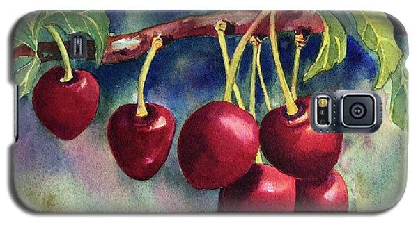 Luscious Cherries Galaxy S5 Case