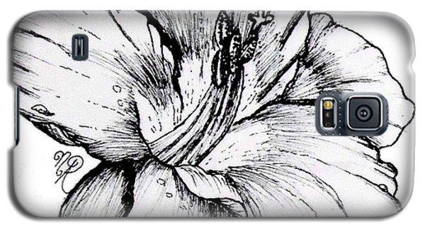 Luscious Daylily  Galaxy S5 Case