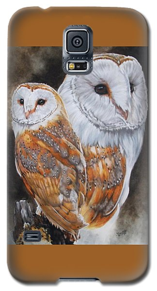 Luster Galaxy S5 Case by Barbara Keith