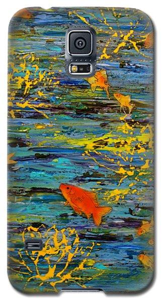 Lux Galaxy S5 Case
