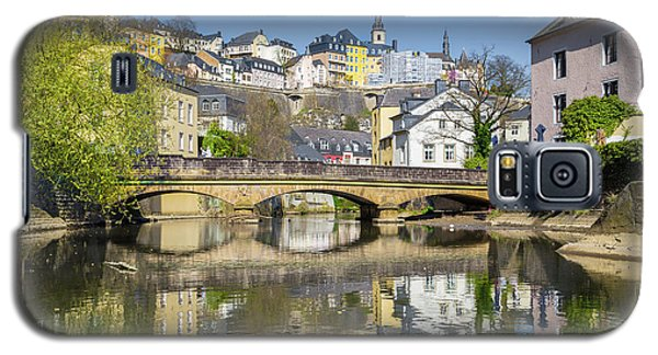 Luxembourg City Galaxy S5 Case by JR Photography