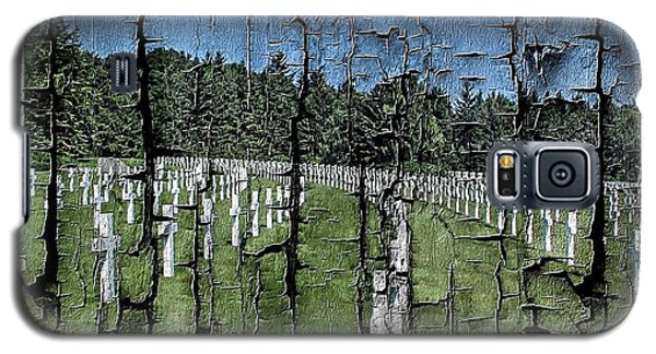 Luxembourg Wwii Memorial Cemetery Galaxy S5 Case