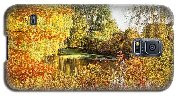 Luxurious Autumn Galaxy S5 Case