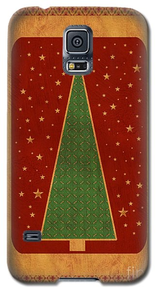 Luxurious Christmas Card Galaxy S5 Case