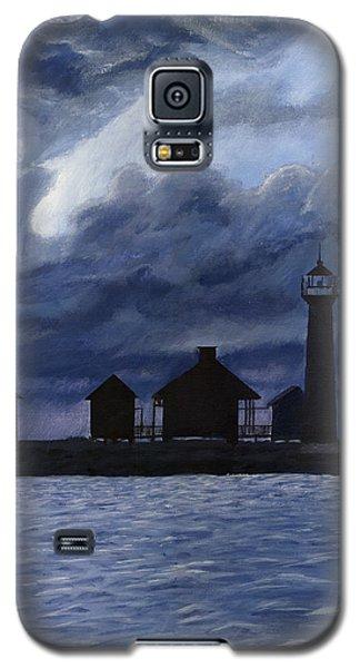 Lydia Ann Lighthouse Galaxy S5 Case