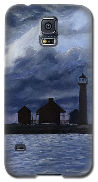 Lydia Ann Lighthouse Galaxy S5 Case
