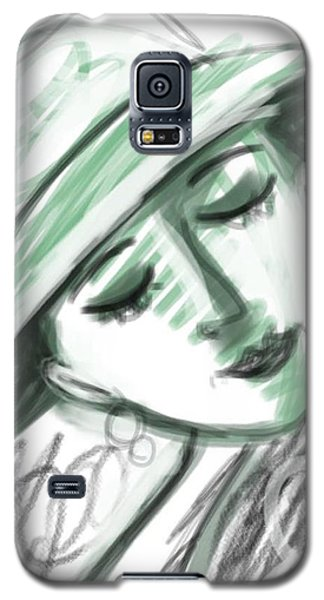 Lydia Galaxy S5 Case by Elaine Lanoue
