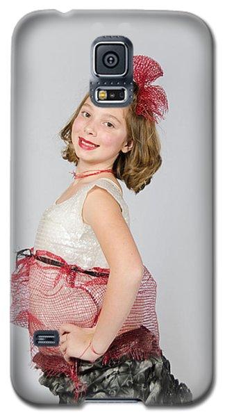 Lydia In Wraps Galaxy S5 Case