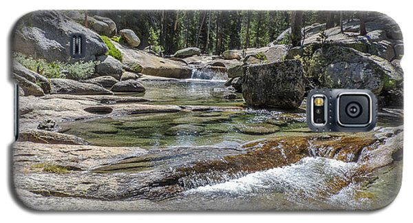 Lyell Fork Tuolomne River Yosemite National Park Galaxy S5 Case