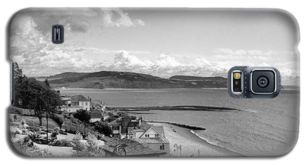 Galaxy S5 Case - Lyme Regis And Lyme Bay, Dorset by John Edwards
