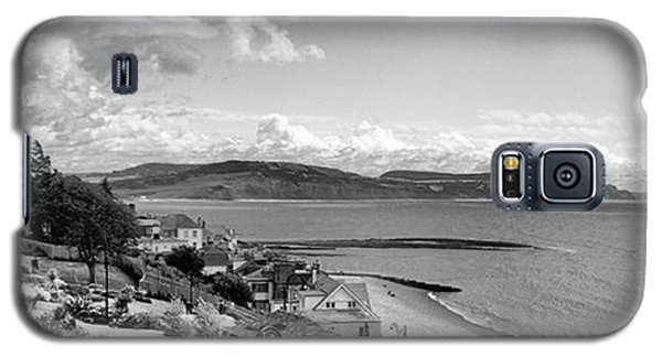 Amazing Galaxy S5 Case - Lyme Regis And Lyme Bay, Dorset by John Edwards