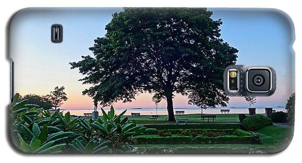 Lynch Park At Dawn Beverly Ma Galaxy S5 Case