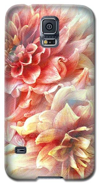 Lynia Dahlia Galaxy S5 Case