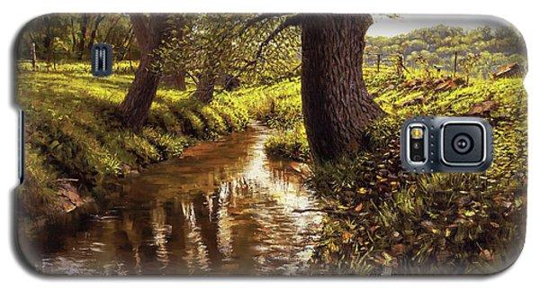 Lyon Valley Creek Galaxy S5 Case