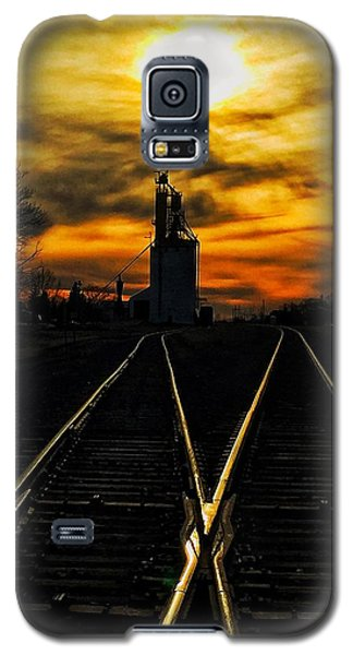 M Track Galaxy S5 Case