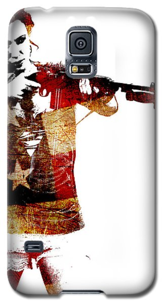 M1 Carbine And Bayonet Galaxy S5 Case