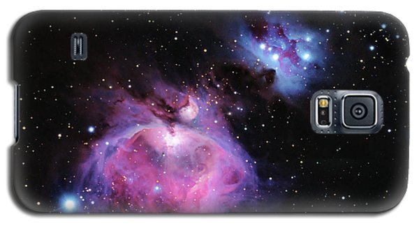 M42--the Great Nebula In Orion Galaxy S5 Case