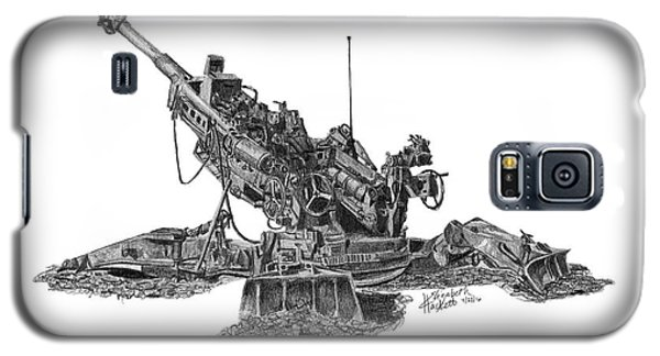 M777a1 Howitzer Galaxy S5 Case