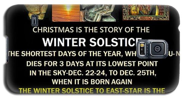 Ma Ra Solstice Galaxy S5 Case