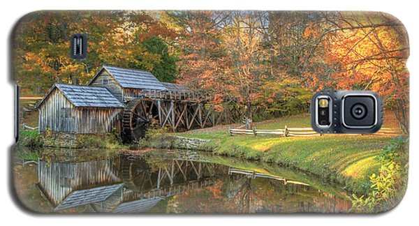 Mabry Mill. Blue Ridge Parkway Galaxy S5 Case