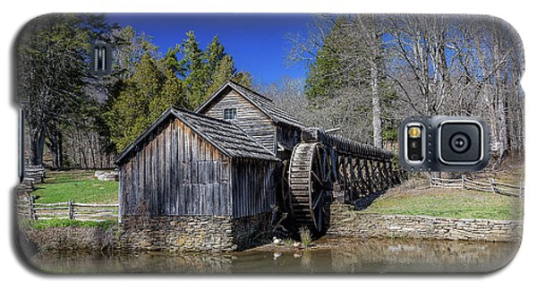 Mabry Mill Late Fall Galaxy S5 Case