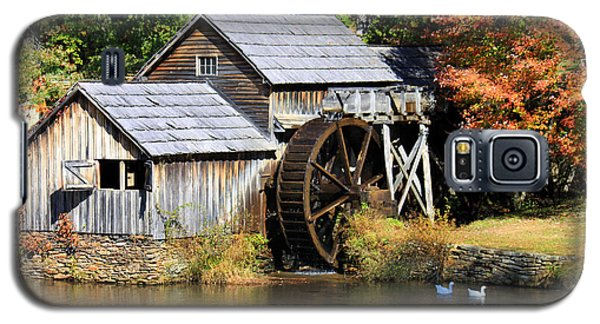 Mabry Mill Galaxy S5 Case by Lena Auxier