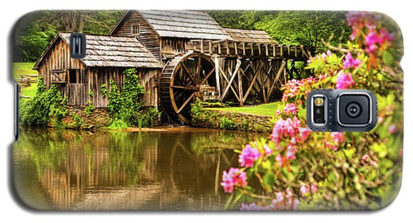 Mabry Mill Galaxy S5 Case by Rebecca Hiatt