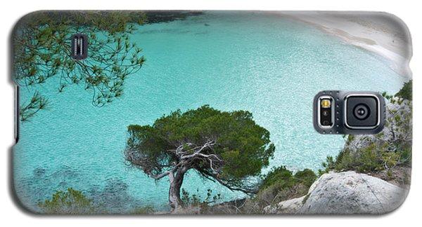 Macarelleta Turquoise Jewell By Pedro Cardona Galaxy S5 Case