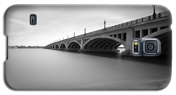 Macarthur Bridge To Belle Isle Detroit Michigan Galaxy S5 Case