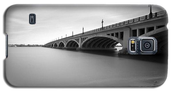Macarthur Bridge To Belle Isle Detroit Michigan Galaxy S5 Case