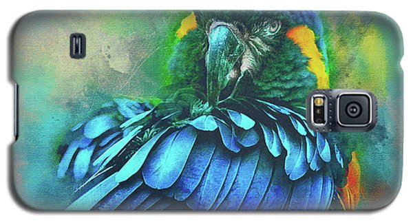 Macaw Magic Galaxy S5 Case by Brian Tarr