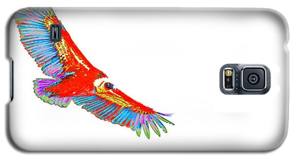 Macaw Vulture Galaxy S5 Case