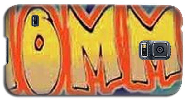 Macho Mommy Logo Galaxy S5 Case