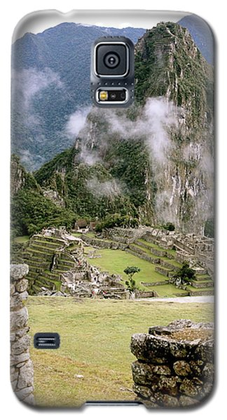 Machu Picchu In The Morning Light Galaxy S5 Case