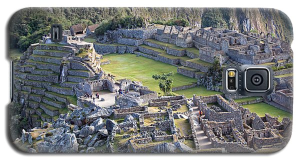 Machu Picchu Inca Ruins Galaxy S5 Case