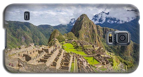 Machu Picchu Peru Galaxy S5 Case