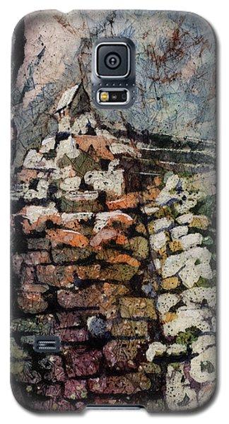 Machu Picchu Ruins- Peru Galaxy S5 Case