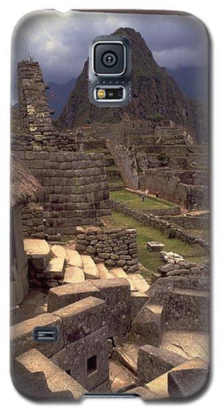 Machu Picchu Galaxy S5 Case