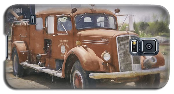 Mack Fire Truck  Galaxy S5 Case