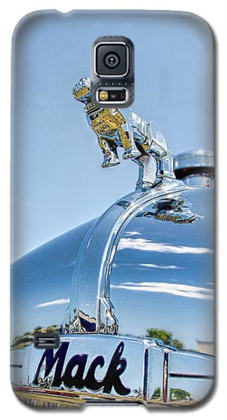 Mack Hood Ornament Galaxy S5 Case