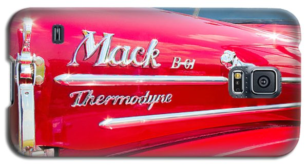 Mack Truck Hood Badges Galaxy S5 Case