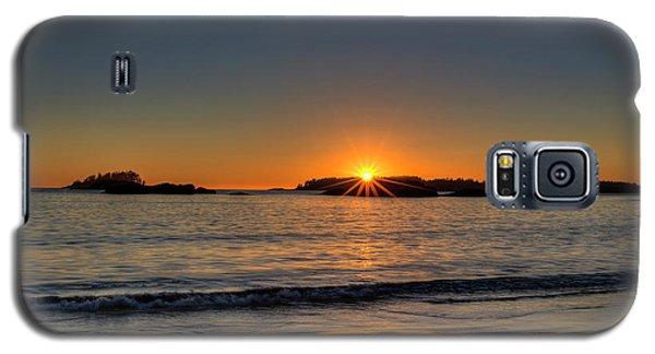 Mackinsie Beach Sun Burst Galaxy S5 Case