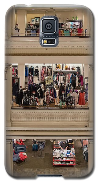 Macy's Department Store Galaxy S5 Case