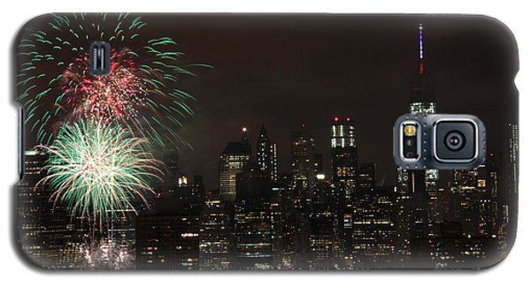 Macy's July 4th 2015 Fireworks-1 Galaxy S5 Case