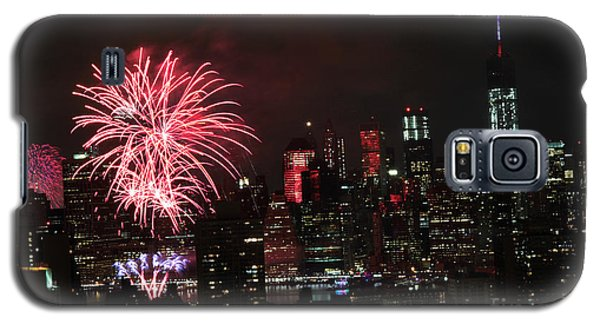 Macy's July 4th 2015 Fireworks-2 Galaxy S5 Case