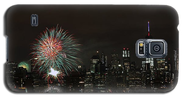 Macy's-july 4th 2015-fireworks-3 Galaxy S5 Case