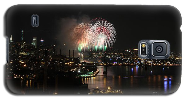 Macy's July 4th 2015 Fireworks-4 Galaxy S5 Case