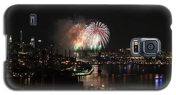 Macy's July 4th 2015 Fireworks-4 Galaxy S5 Case