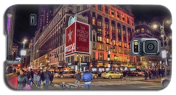 Macy's Of New York Galaxy S5 Case